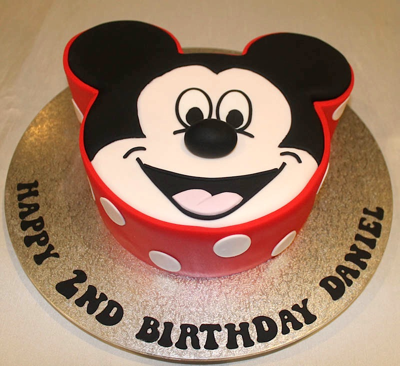 Pictures Of Mickey Mouse Face Cakes : Mickey Mouse Cake Bliss