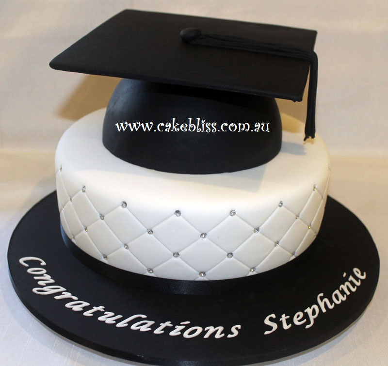 Graduation Cake Bliss