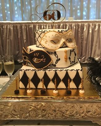 Wondrous Masquerade Cake Bliss Funny Birthday Cards Online Alyptdamsfinfo